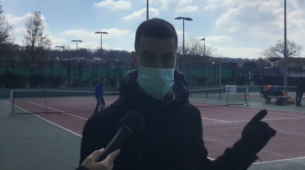 Avril 2021: Reportage sur le sport adapté (vidéo Youtube)